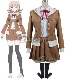 Danganronpa 3 Dangan Ronpa The End of Hope's Peak High School Despair Arc Chiaki Nanami Cosplay Costume