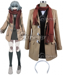 Danganronpa 3 The End of Hope's Peak High School Future Arc Miaya Gekkogahara Cosplay Costume