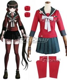 Danganronpa Dangan Ronpa V3: Killing Harmony Maki Harukawa Cosplay Costume
