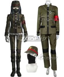 Danganronpa Dangan Ronpa V3: Killing Harmony Korekiyo Shinguji Cosplay Costume