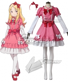 Eromanga Sensei Elf Yamada Dress Cosplay Costume