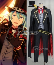 Ensemble Stars Brilliant Thief Wataru Hibiki Cosplay Costume