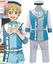 Ensemble Stars Ordinary State Tomoya Mashiro Cosplay Costume