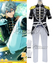 Ensemble Stars Judge! Black and White Duel Adoring Past Izumi Sena Cosplay Costume