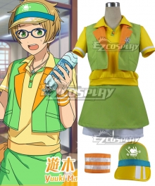 Ensemble Stars Fruity Ice Cream Makoto Yuuki Cosplay Costume