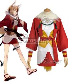 Fire Emblem Fates IF Selkie Kinu Cosplay Costume