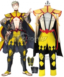 Fire Emblem Fates if Owain Cosplay Costume