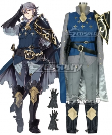 Fire Emblem Fates Laslow Cosplay Costume