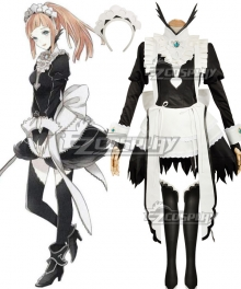 Fire Emblem Fates IF Felicia Cosplay Costume - Premium Edition