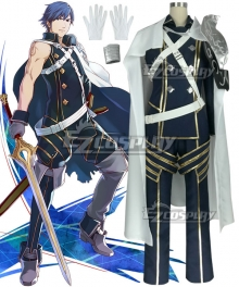 Fire Emblem Chrom Cosplay Costume