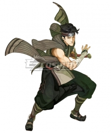 Fire Emblem Echoes: Shadows of Valentia Kamui Cosplay Costume