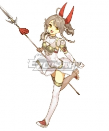 Fire Emblem Echoes: Shadows of Valentia Emma Cosplay Costume
