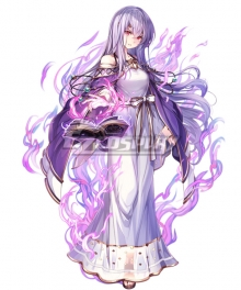 Fire Emblem Heroes Julia Cosplay Costume