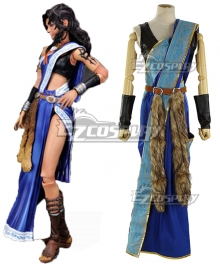 Final Fantasy XIII FF13 Oerba Yun Fang Cosplay Costume