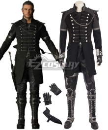 Kingsglaive: Final Fantasy XV FF15 Nyx Ulric Cosplay Costume - Including Boots