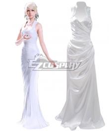 Final Fantasy XV FFXV Lunafreya Nox Fleuret Cosplay Costume