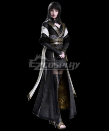 Final Fantasy XV FFXV Gentiana Cosplay Costume