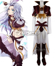 Final Fantasy Kuja Cosplay Costume