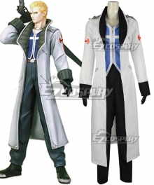 Final Fantasy VIII Seifer Almasy Cosplay Costume