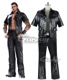 Final Fantasy XV FFXV Gladiolus Amicitia Cosplay Costume