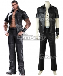 Final Fantasy XV FF15 Gladiolus Amicitia Cosplay Costume - Premium Edition