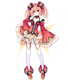 Fairy Fencer F Alyn Cosplay Costume
