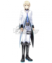 Fairy Fencer F Shalman Cosplay Costume