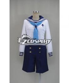 Free!Nanase Haruka Sailor suit cosplay costume