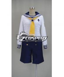 Free!Hazuki Nagisa Sailor suit cosplay costume