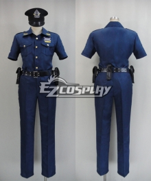 Free!Iwatobi Swim Club Rin Matsuoka Military Uniform Cosplay Costume