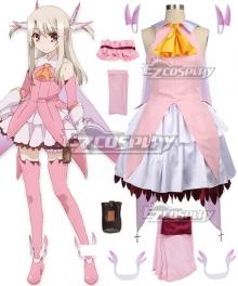 Fate Kaleid Liner Prisma Illya Illyasviel von Einzbern Cosplay Costume