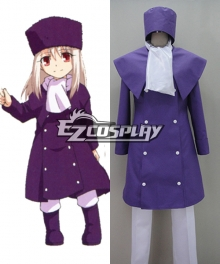 Fate stay Night Illyasviel Von Einzbern Cosplay Costume