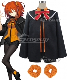 Fate Grand Order Masters Female Cosplay Costume - B Edition
