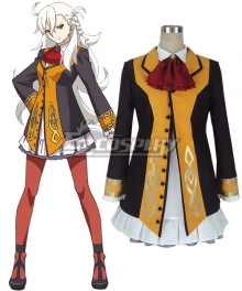 Fate Grand Order First Order Olgamally Animusphere Cosplay Costume