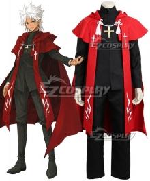 Fate Grand Order Fate Apocrypha Amakusa Shirou Tokisada Shirou Kotomine Cosplay Costume - A Edition