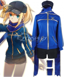 Fate Grand Order Mysterious Heroine X Assassin Cosplay Costume