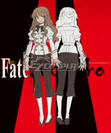 Fate Apocrypha Fiore Forvedge Yggdmillennia Cosplay Costume