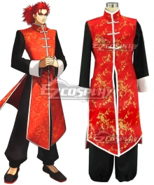 Fate EXTRA Last Encore Li Shuwen Stage 2 Cosplay Costume