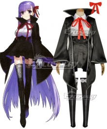 Fate EXTRA CCC Fate Grand Order Moon Cancer Game Master BB Cosplay Costume