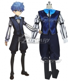 Fate EXTRA CCC Fate Grand Order Caster Hans Christian Andersen Cosplay Costume