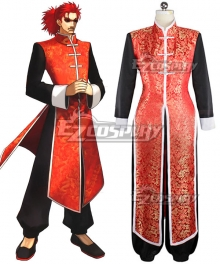 Fate EXTRA Last Encore Li Shuwen New Cosplay Costume