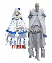 Fairy Tail Saber Tooth Celestial Wizard Yukino Aguria Cosplay Costume