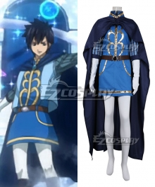 Fairy Tail Gray Fullbuster  in the Fantasia Festival Cosplay Costume