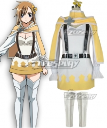 Fairy Tail: Dragon Cry Sonya Cosplay Costume