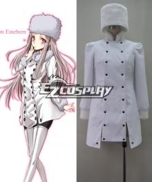 Fate Zero Master Irisviel von Einzbern New Version Cosplay Costume