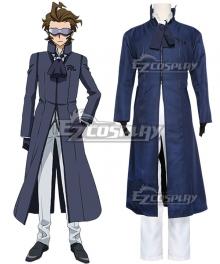 Gundam Build Fighters Master Kawaguchi Cosplay Costume