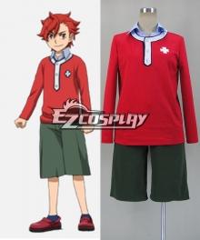 Gundam Build Fighters TRY Kamiki Sekai Cosplay Costume