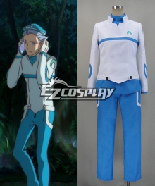Gundam Reconguista in G G-reco Bellri Zenam Cosplay Costume