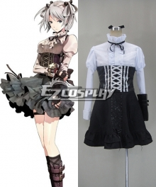 God Eater Halloween Cosplay Costume