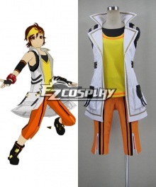 God Eater 2 Fujiki Kota Cosplay Costume